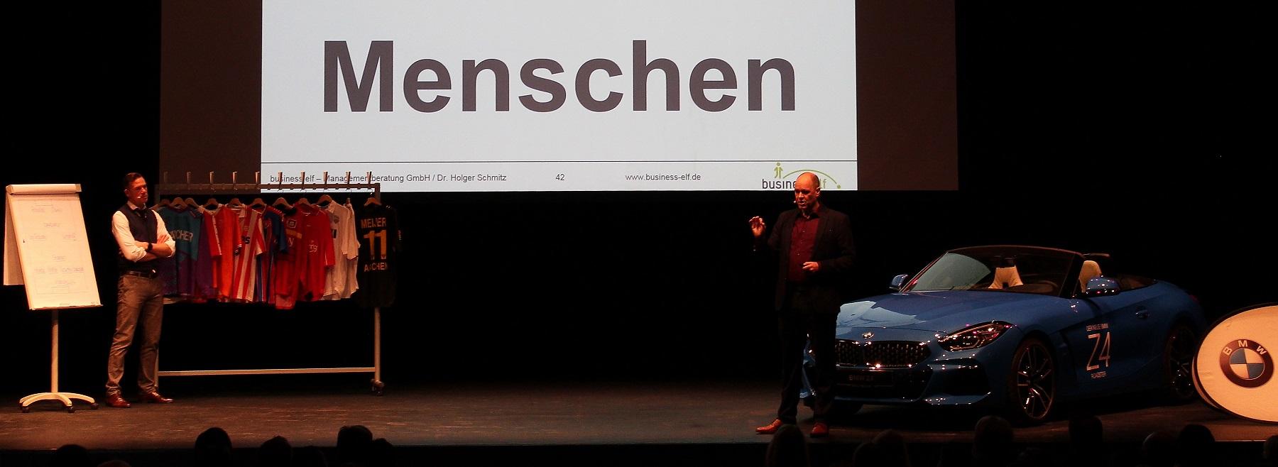 Leadership Programm LEAD it Das Führungsprogramm - Leistungsoffensive im Unternehmen mit Dr. Holger Schmitz