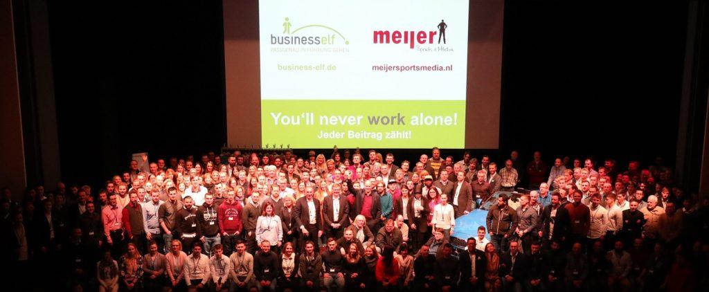 Referenzen Keynote Speaker und Leadership Development
