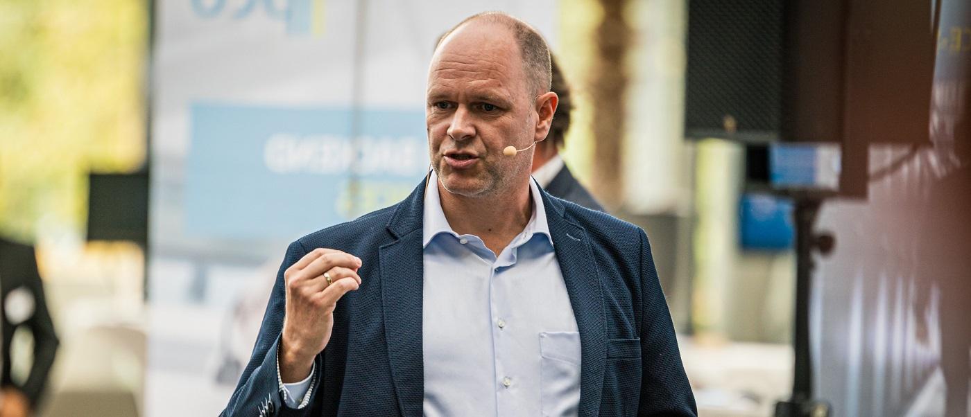 Managementberater Dr. Holger Schmitz - Keynote Speaker