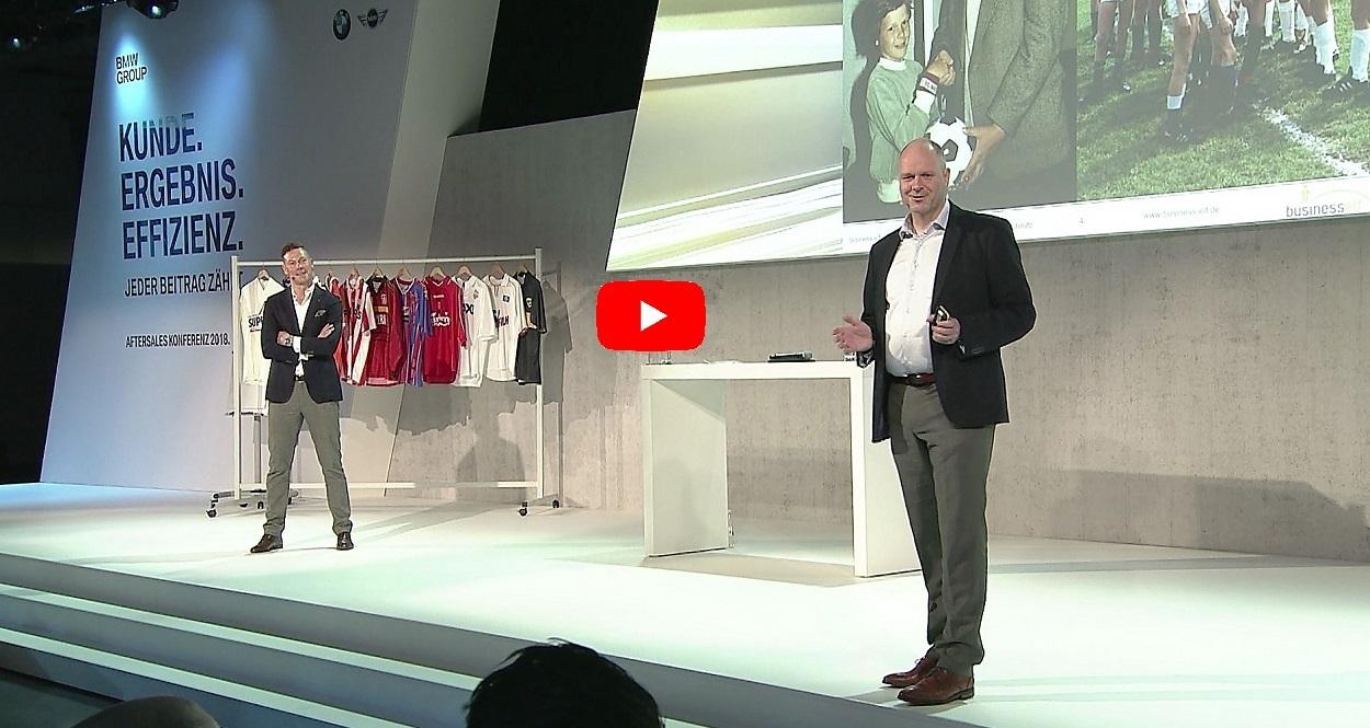 Keynote Speaker Dr. Holger Schmitz und werteorientierte Führung