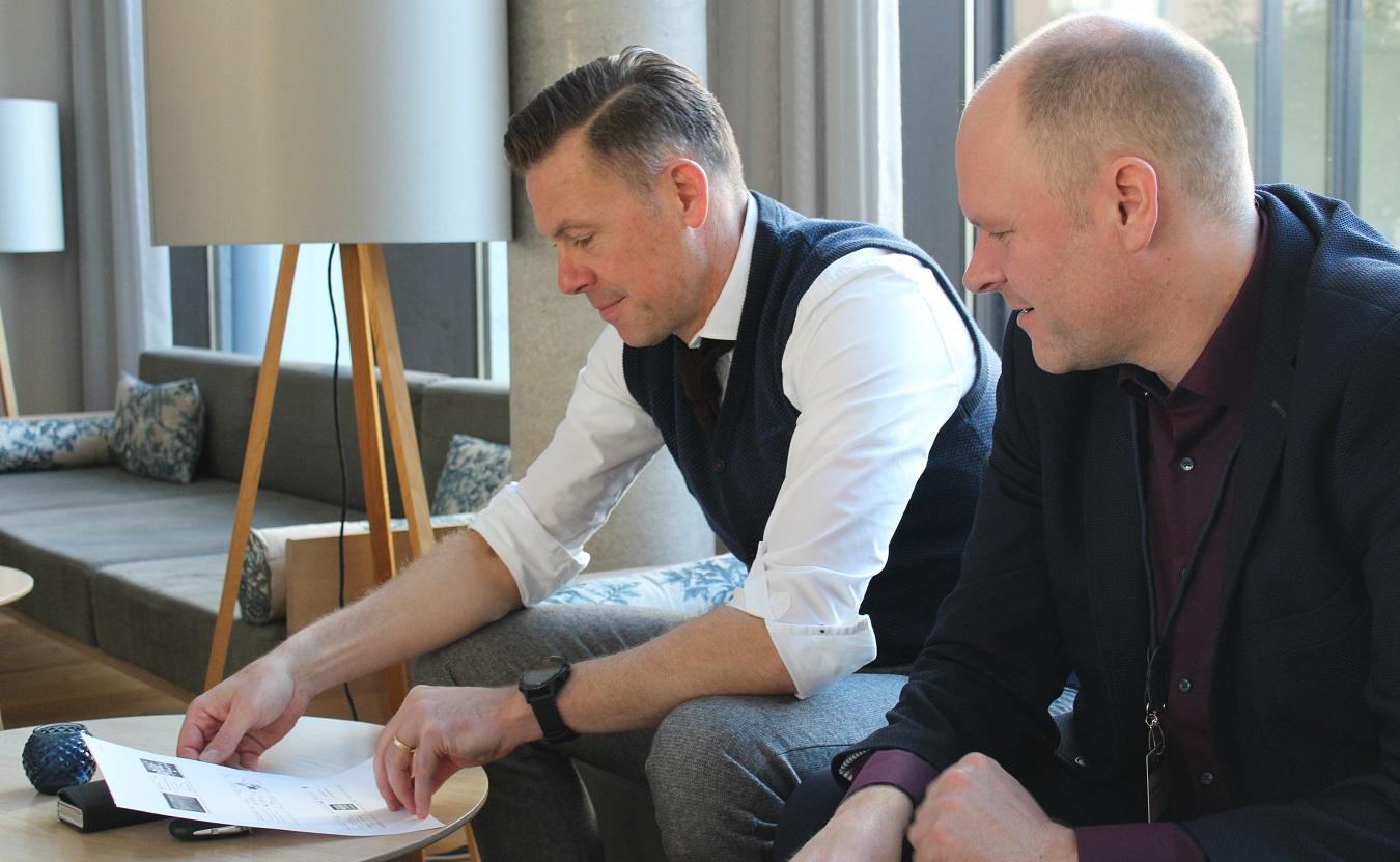 Diversity Coaching mit Dr. Holger Schmitz und Erik Meijer