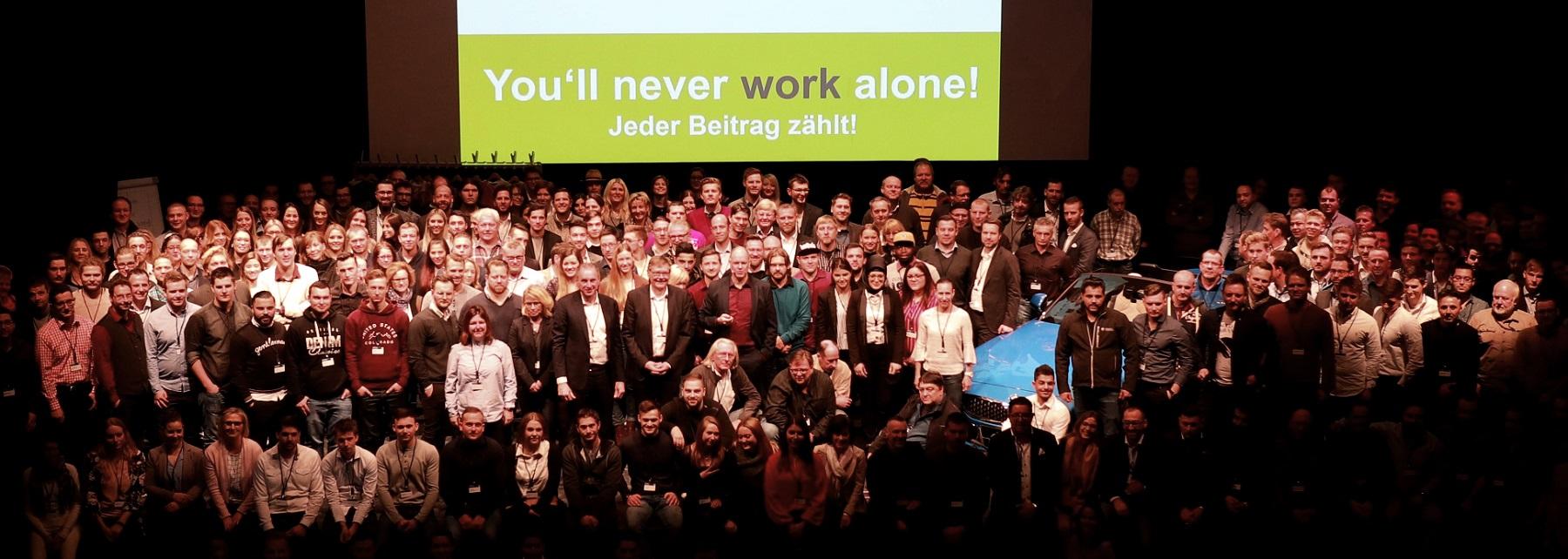 Keynote Speaker und Leadership Experten für Teamwork