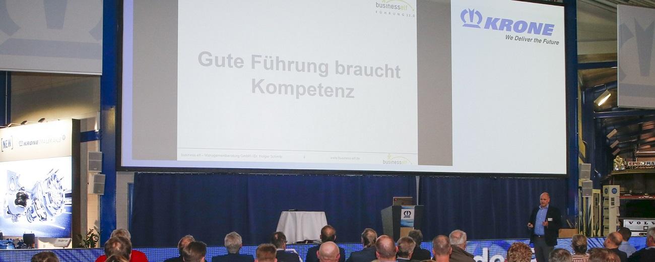 Executive Coaching mit Führungsexperte Dr. Holger Schmitz