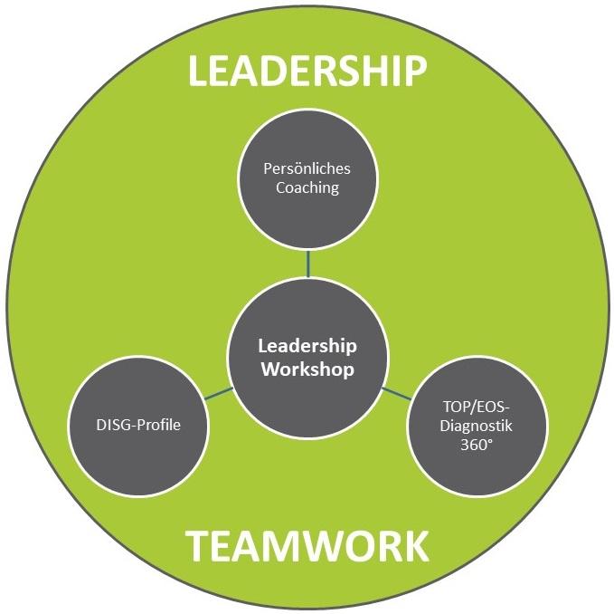 Leadership Workshops mit Dr. Holger Schmitz zur strategischen Führungskräfteentwicklung