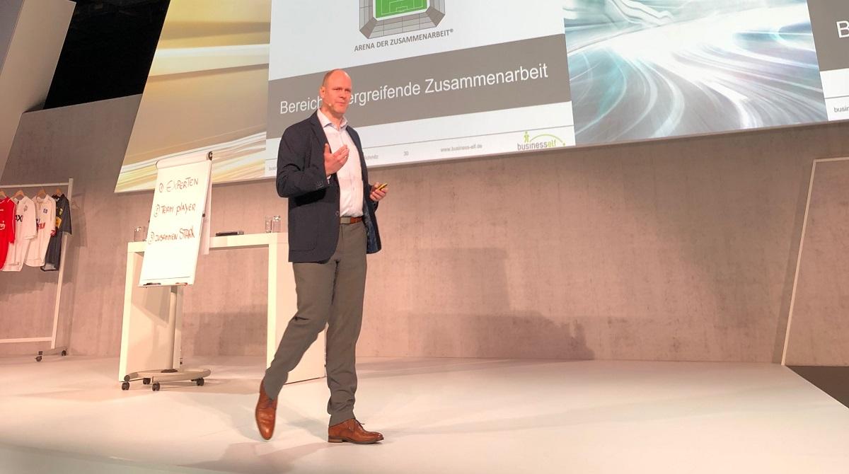 Agile Führung live mit Keynote Speaker Dr. Holger Schmitz