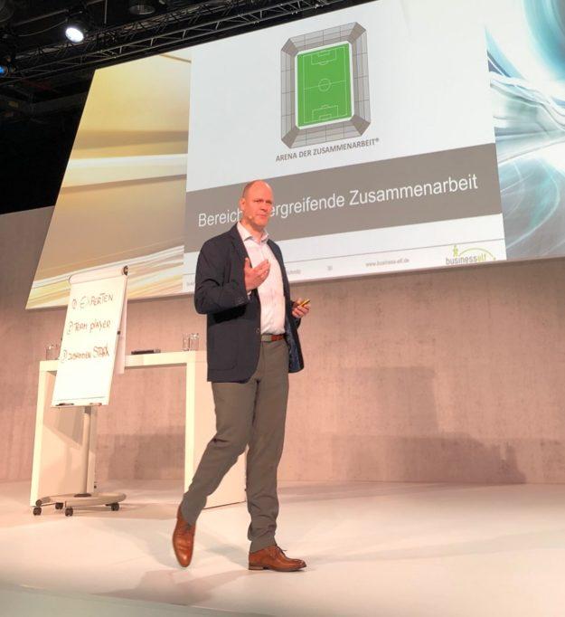 Agile Führung mit Leadership Experte Dr. Holger Schmitz