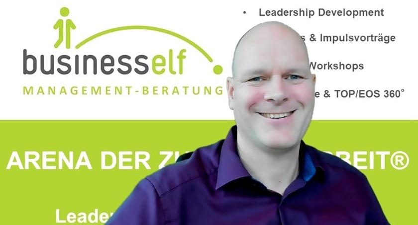 Online Keynote Führung und Zusammenarbeit