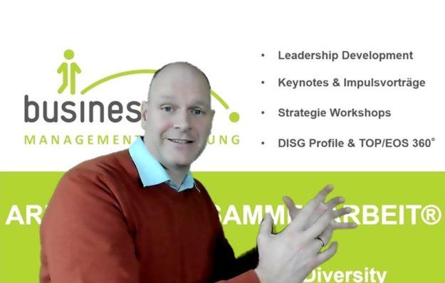 Online Coaching - Führungsexperte Dr. Holger Schmitz