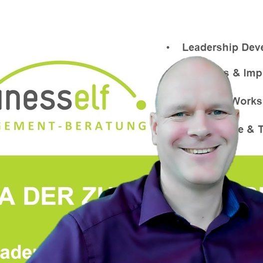 Online Keynote mit Speaker Dr. Holger Schmitz