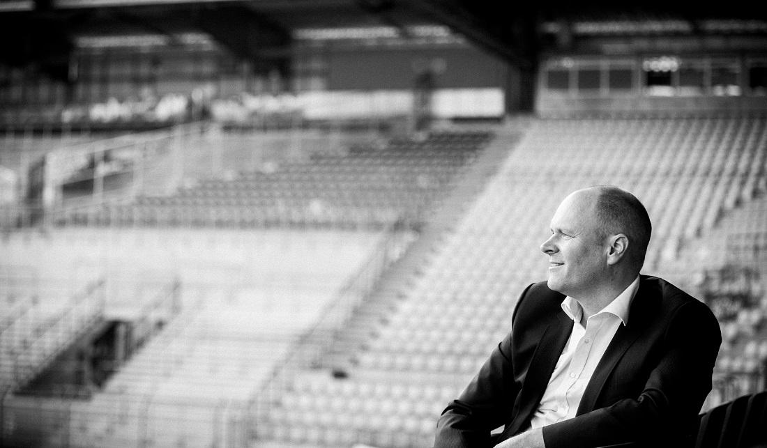Abschied auf Raten - Dr. Holger Schmitz im Stadion
