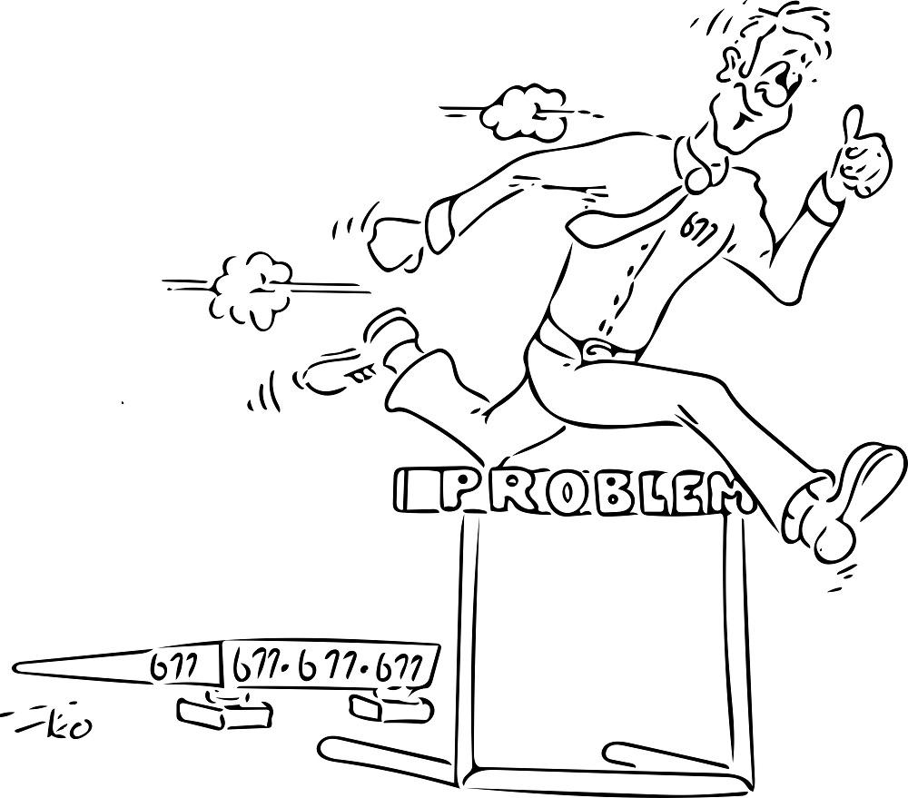 Probleme überwinden beim DFB